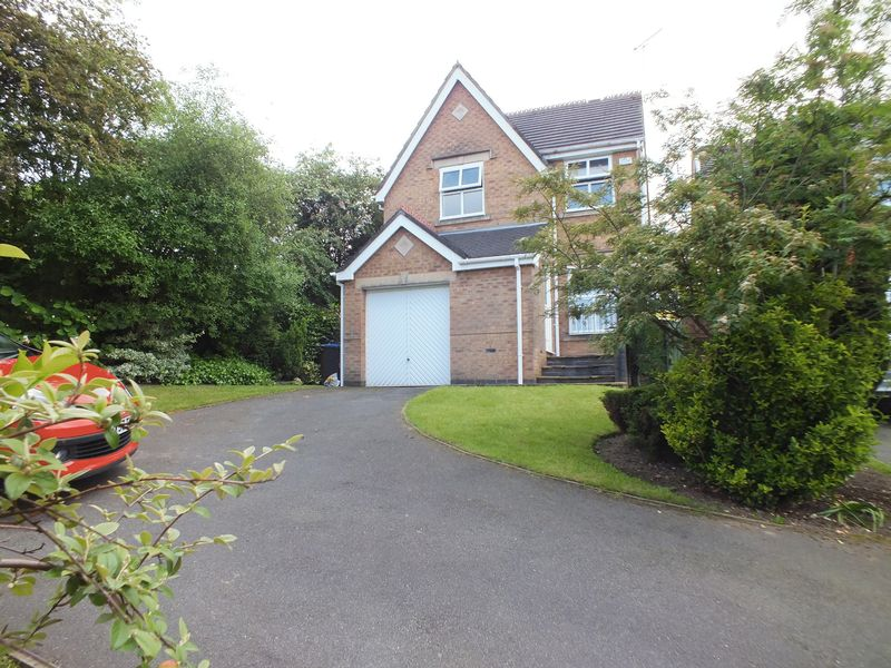 Holywell Close Knypersley